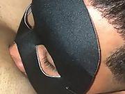 Mixed-race mask for hardcore task