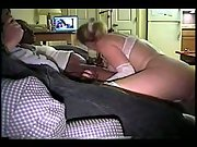 Cheating busty milf in milky undergarments fucking black brothers big dicks