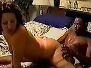 Fine husband brings black bull for sluwife maggie