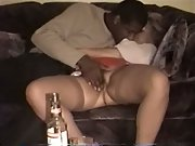 Busty cuckold mature anal interracial housewife hook-up video