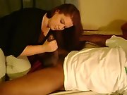 Blacked hotwife wife big black pecker practice