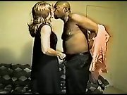 Ginger-haired wife and black lover first-ever time meeting exchanging oral sex